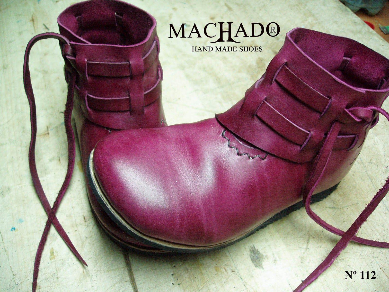 Machado Handmade – leather shoes nº 112 (ecos do ofício)