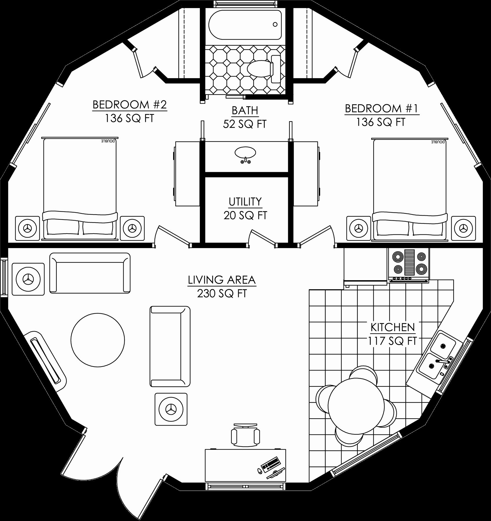 Yurt Interior Floor Plans 50 Fresh Grain Bin House Floor Plans House Building Concept Round House Plans House Plans With Photos House Floor Plans
