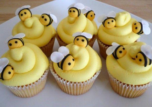 Buzzing Bumble Bee Cupcakes « GoodCupcakes.com | Baking ...