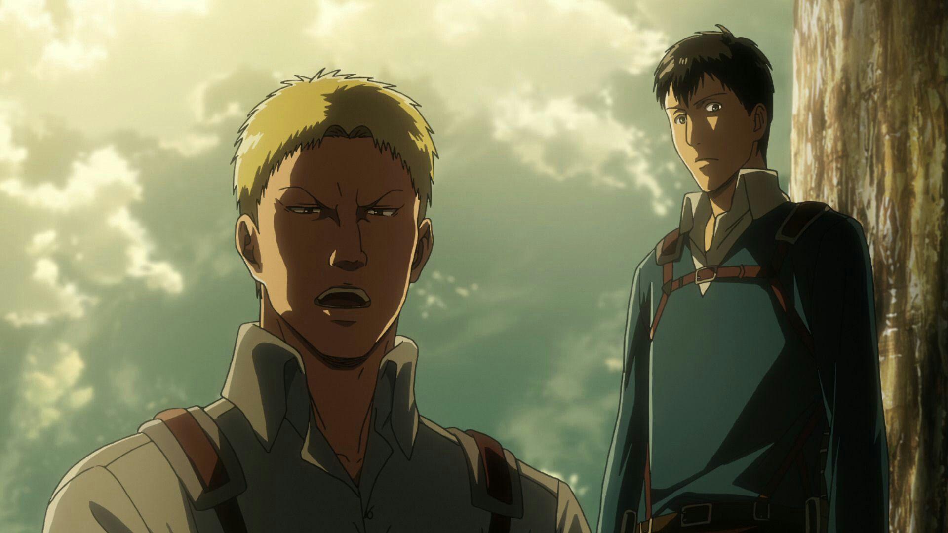 Shingeki no Kyojin 進撃の巨人, 巨人, 進撃