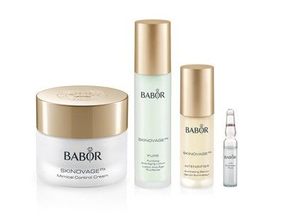 Let BABOR help choose the right product for you