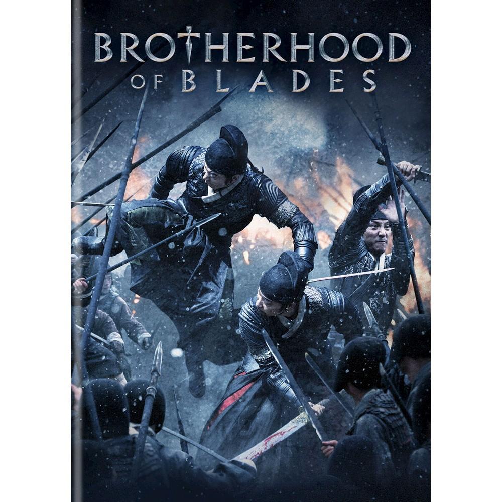 Brotherhood of blades dvd blade movie brotherhood