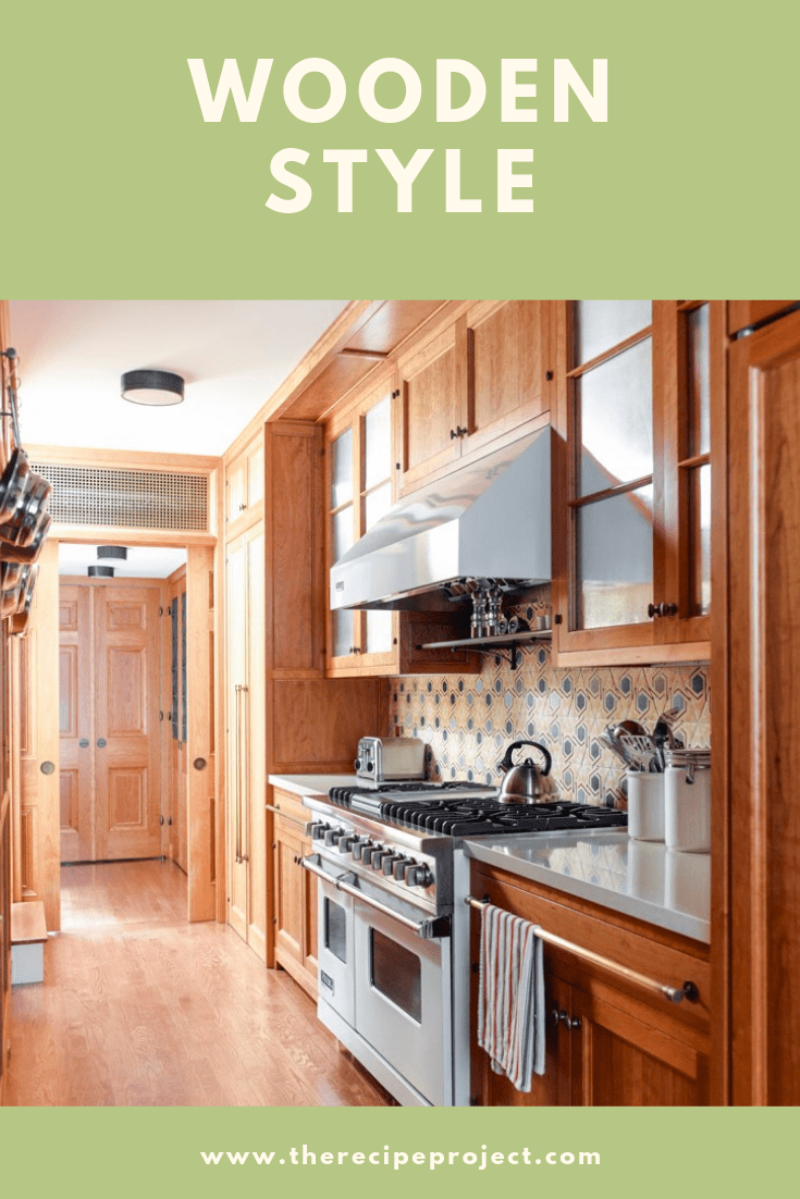Galley Kitchen Remodel Ideas (Small Galley Kitchen Design, Makeovers, and Plans) #galleykitchenlayouts how to remodel a galley kitchen #galleykitchenlayouts