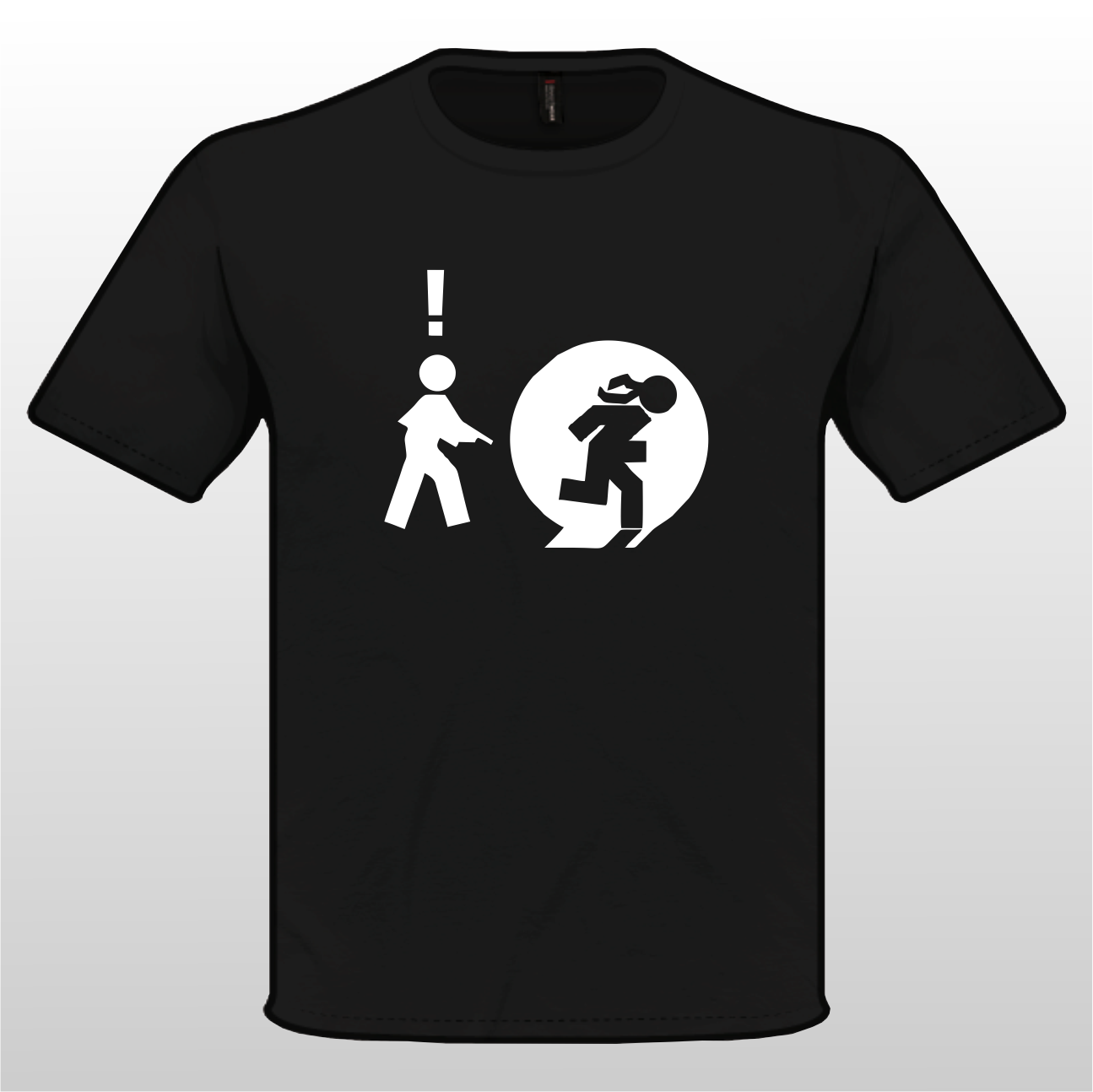 Metal Gear Solid Enemy Alert Parody Graphic Tee Shirt Graphic Tee Shirts Mens Tops Mens Tshirts