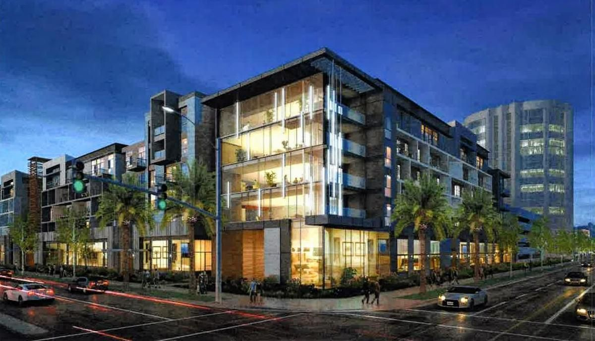 876-unit luxury apartment complex in Irvine will have ...