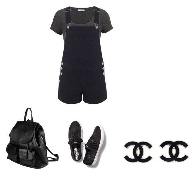 """""""Untitled #72"""" by kykydancer13 on Polyvore featuring maurices, Miss Selfridge, Keds and PARENTESI"""