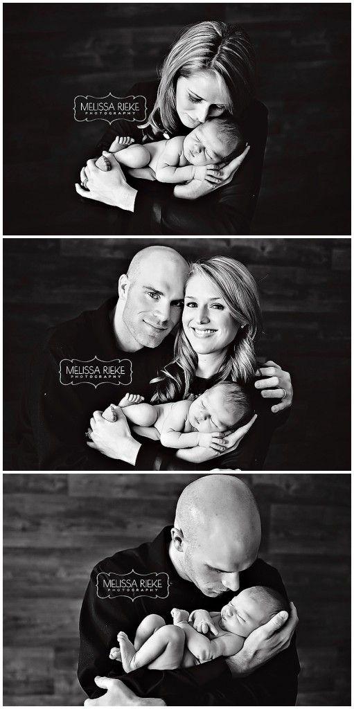 Mommy + Daddy = Baby | Kansas City | Melissa Rieke Photography