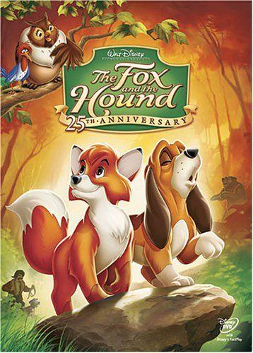 The Fox And The Hound Movies Com Imagens Filmes Da Disney