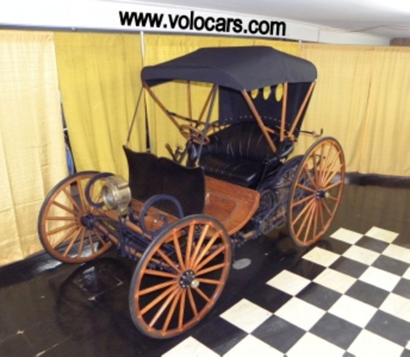 1895 Star Brass Era For Sale in Volo, Illinois | Old Car Online ...