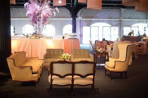 Annie Stuart Are Married Wedding Furniture Rental Eclectic Furniture Wedding Furniture