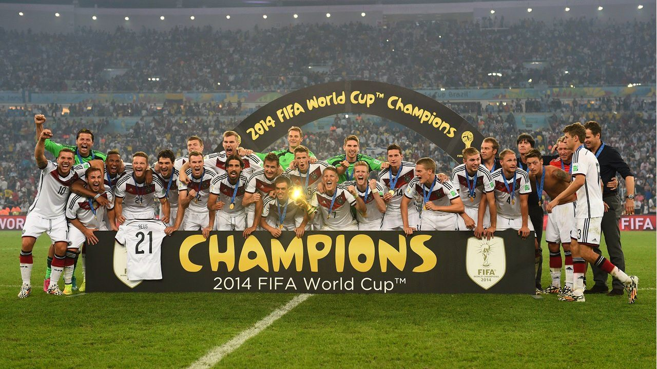 One Nation One Team One Dream Short Version Hd World Cup Champions Brazil World Cup One Team