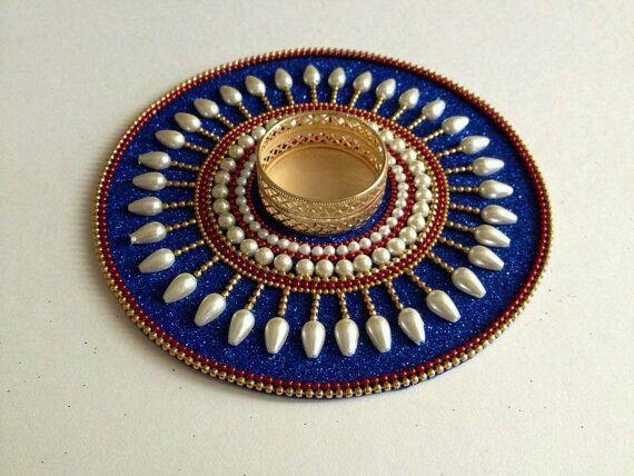 pin ni gouri joshi sa kundan crafts rangoli indian treasured art