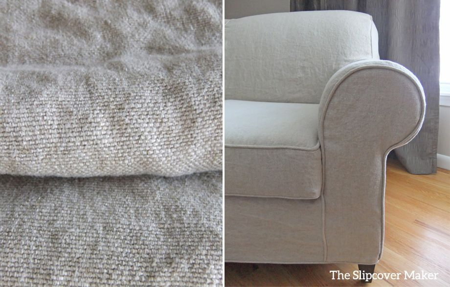 Best Linen Fabrics For Slipcovers Slipcovers Sofa