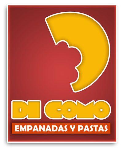 Di Como Empanadas Logotipo Nombre De Negocios Empanadas Historias De Instagram