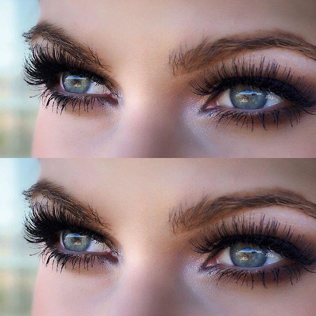 "@marialilysomo stunning eyes in ""shining star"" lashes  ____ #vegasnaylashes #vegas_nay #vegasnay"