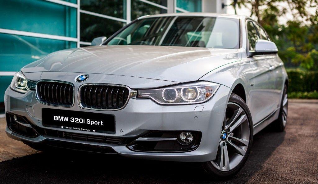 Nova BMW série 3