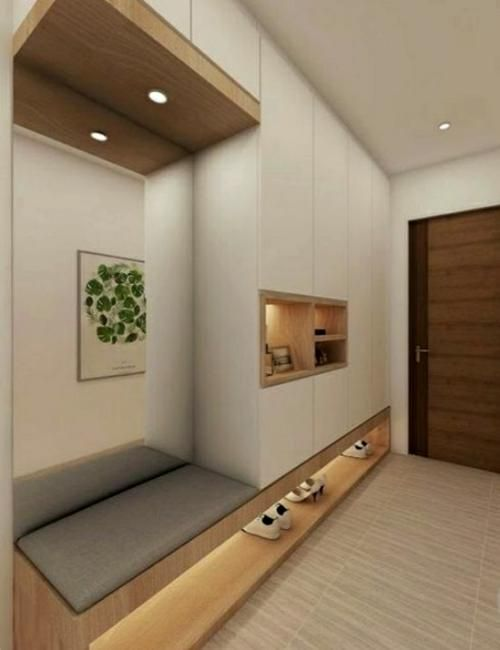 25 Entryway Ideas Beautiful And Modern Design For Small Rooms Foyer Design Modern Foyer Small Room Design