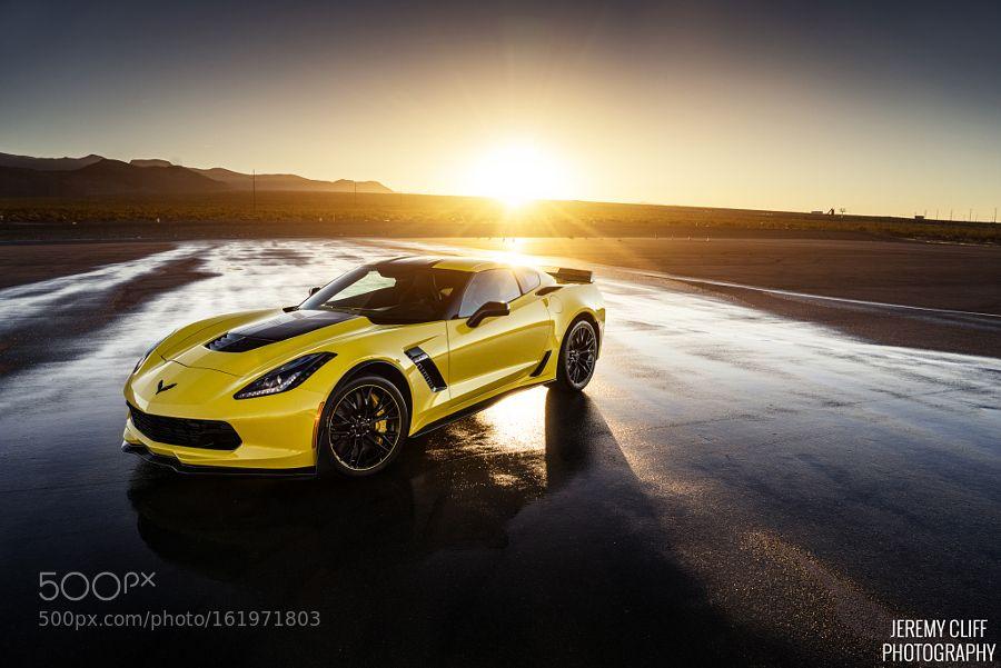 C7 Z06 Corvette by JeremyCliff