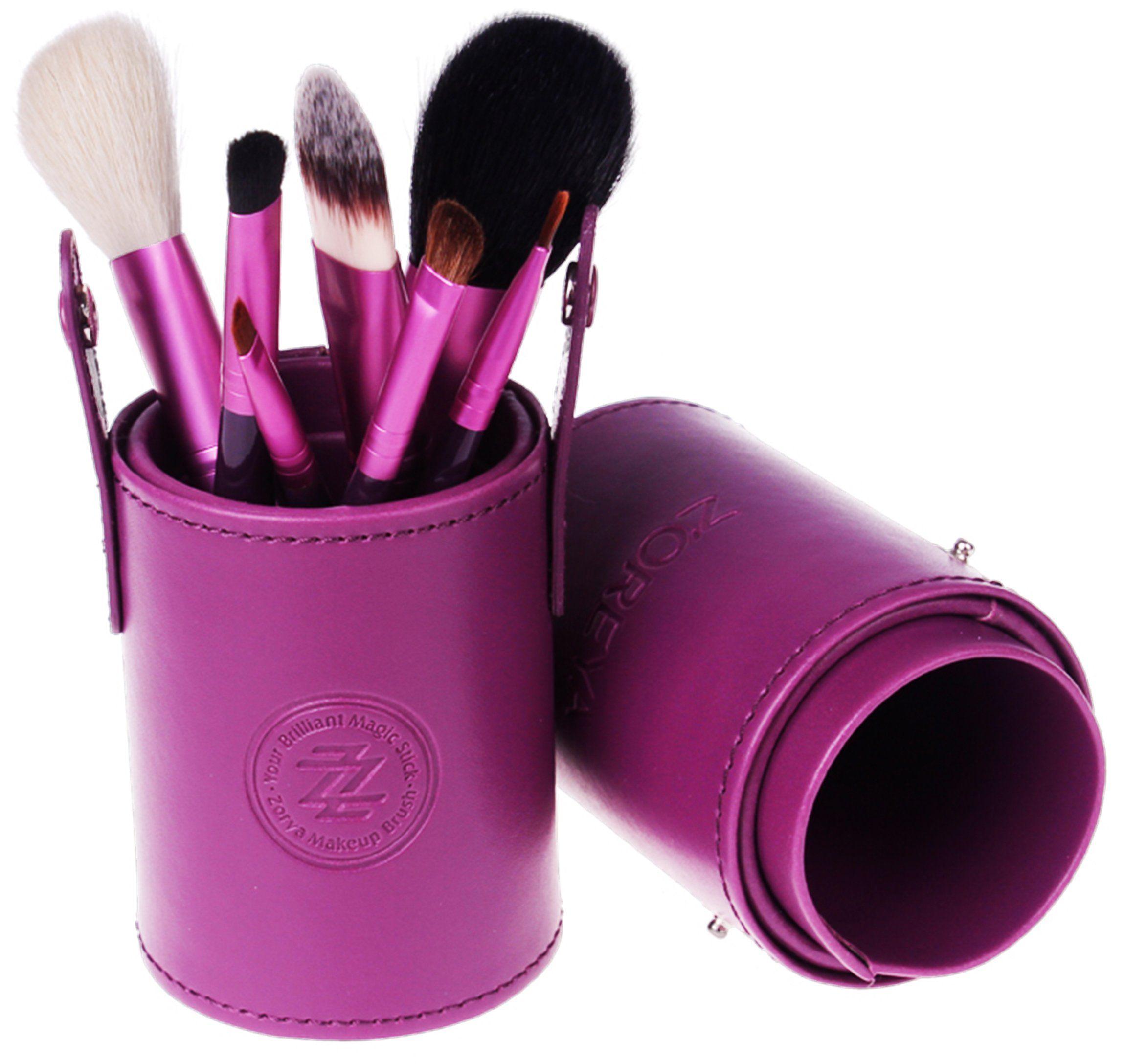 ZOREYA Makeup Brush Set 7 Professional Makeup Brushes With