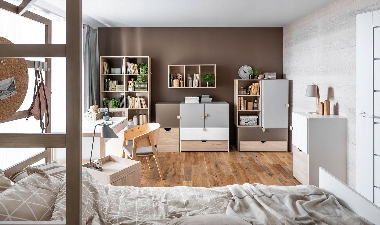 Vox Stige Polka Regalowa Niebieska 7499152128 Oficjalne Archiwum Allegro Home Home Decor Furniture