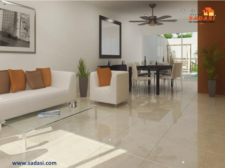 Conjuntoshabitacionales las mejores casas de m xico con for Modelos de pisos para interiores