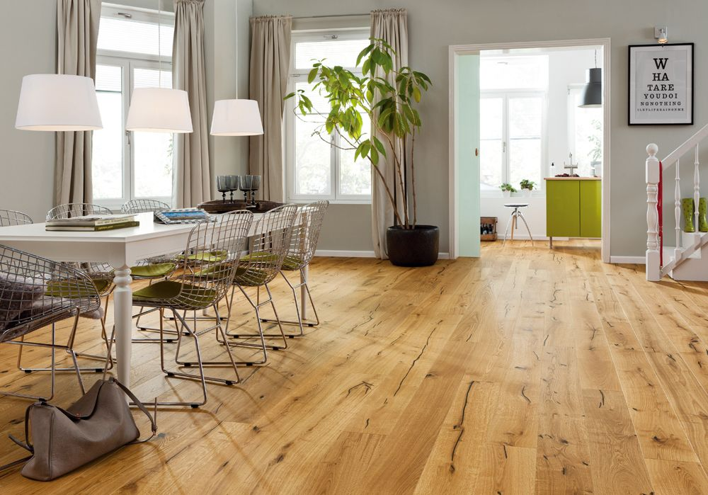 haro parkett landhausdiele 4000 eiche alabama strukturiert 4v fase natur ge lt parkett. Black Bedroom Furniture Sets. Home Design Ideas