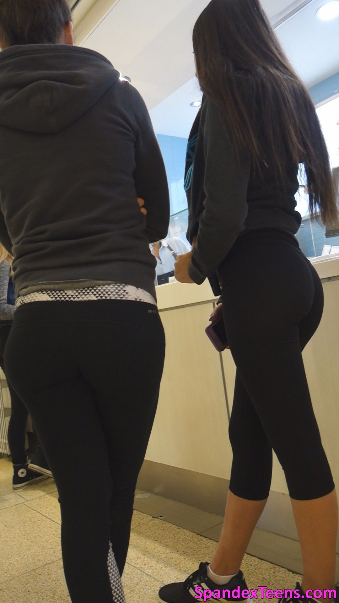 Spandex Teens  Hd Candid Videos  Page 7  Leggings -8055