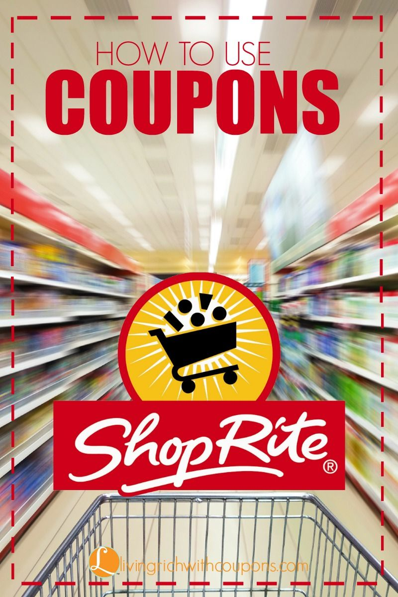 How to Save Money at ShopRite Easy Ways to Save on