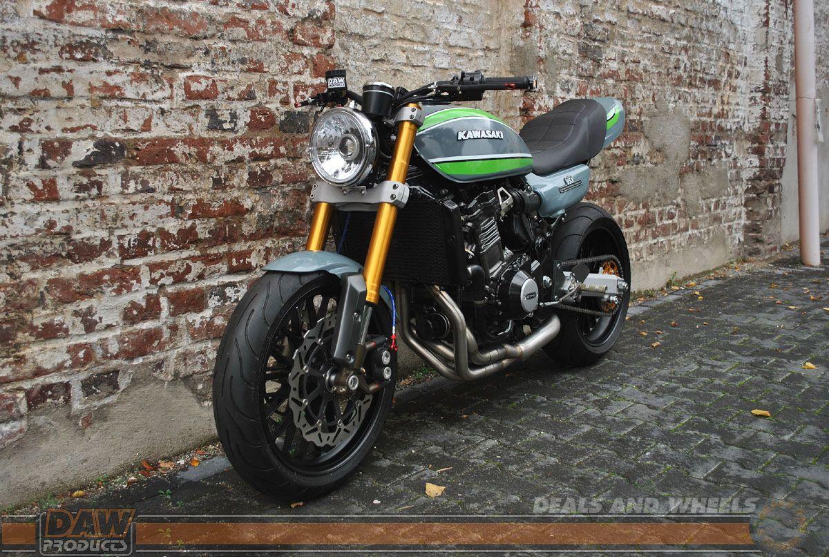 Kawasaki Tuning Deals And Wheels Kit