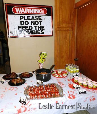 Leslie Earnest Studios: Zombie Apocalypse Party #zombieapocalypseparty Leslie Earnest Studios: Zombie Apocalypse Party #zombieapocalypseparty Leslie Earnest Studios: Zombie Apocalypse Party #zombieapocalypseparty Leslie Earnest Studios: Zombie Apocalypse Party #zombieapocalypseparty