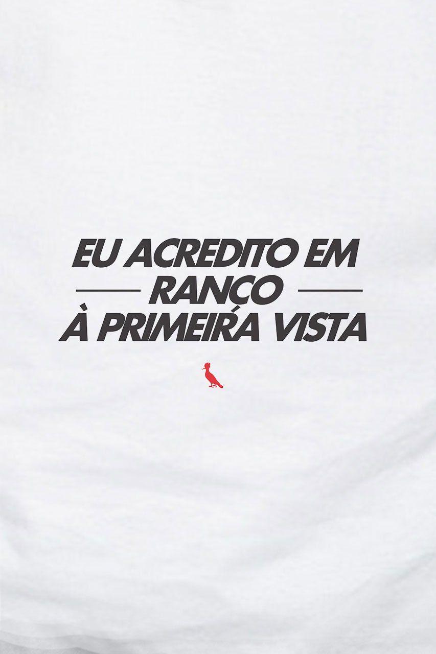 9a94a2278a Camiseta ranço