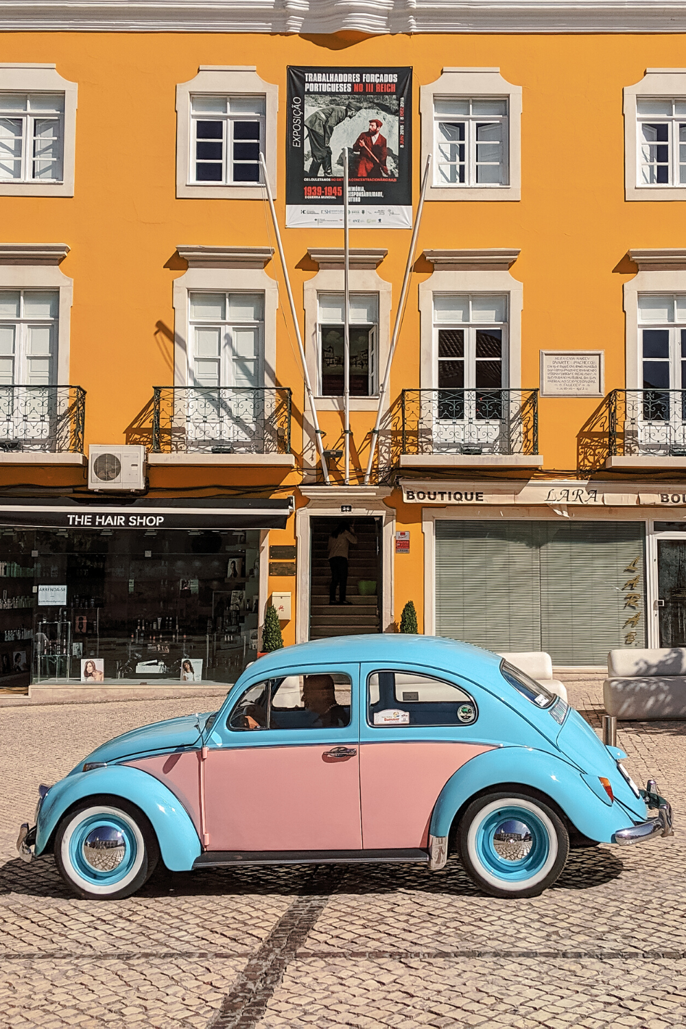 A Day In Loulé Portugal: What To See, Do and Eat!