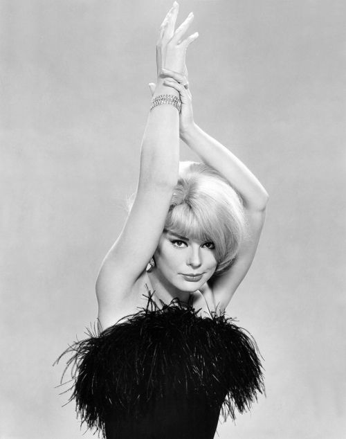 Elke Sommer. Picture taken from We Heart Vintage