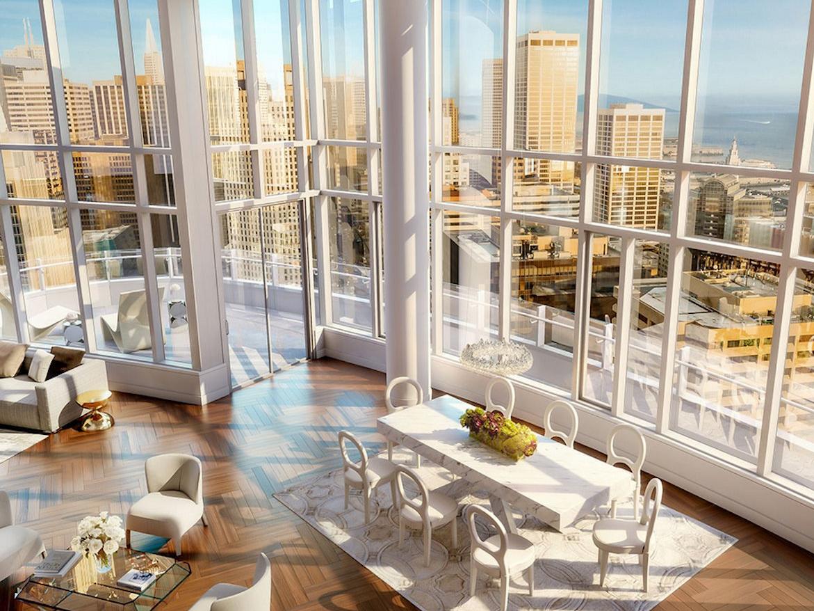 Posh und luxuriöse Wohnung in Singapur zeigt Exklusivität #küche #london  #forsale #londonen… | Expensive houses, Luxury apartment interior design,  Luxury apartments
