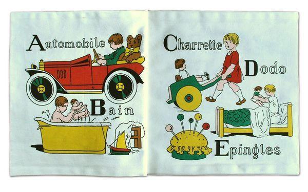 COQENPATE 11 Oh la la   French books for babies