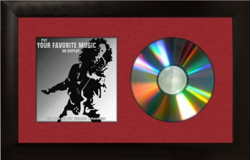 Craig Frames 7x12 Red CD Display Mat Complete w 1 Wide Black Frame CD1WB3RD * Find out more about the great product at the image link.