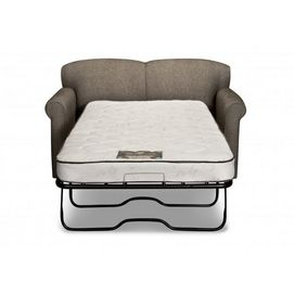 twin sleeper chair canada 2 seater simmons upholstery stirling ii and a half w beauty sleep mattress sears