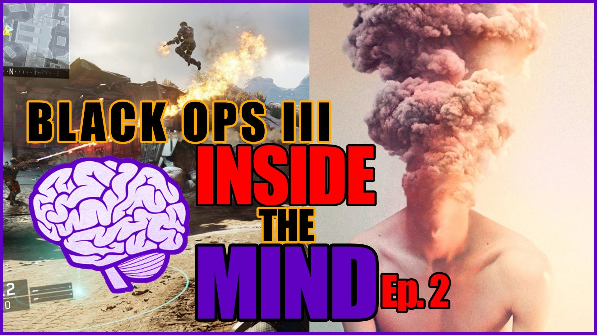 Black Ops 3 - Inside The Mind Ep. 2 (HC FFA Gameplay 30-7)