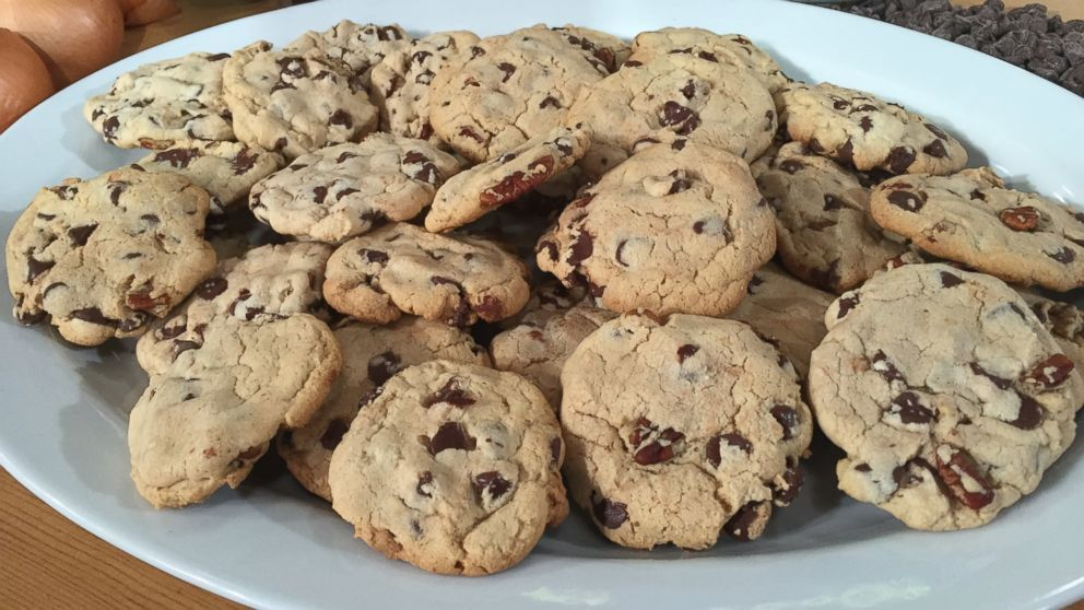 Quick Chocolate Chip Cookies Trisha Yearwood Baking Mix Self