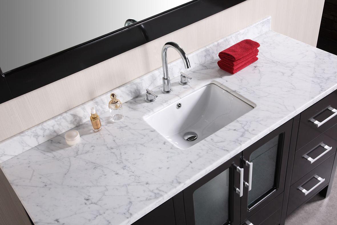 60 Single Sink Vanity Top