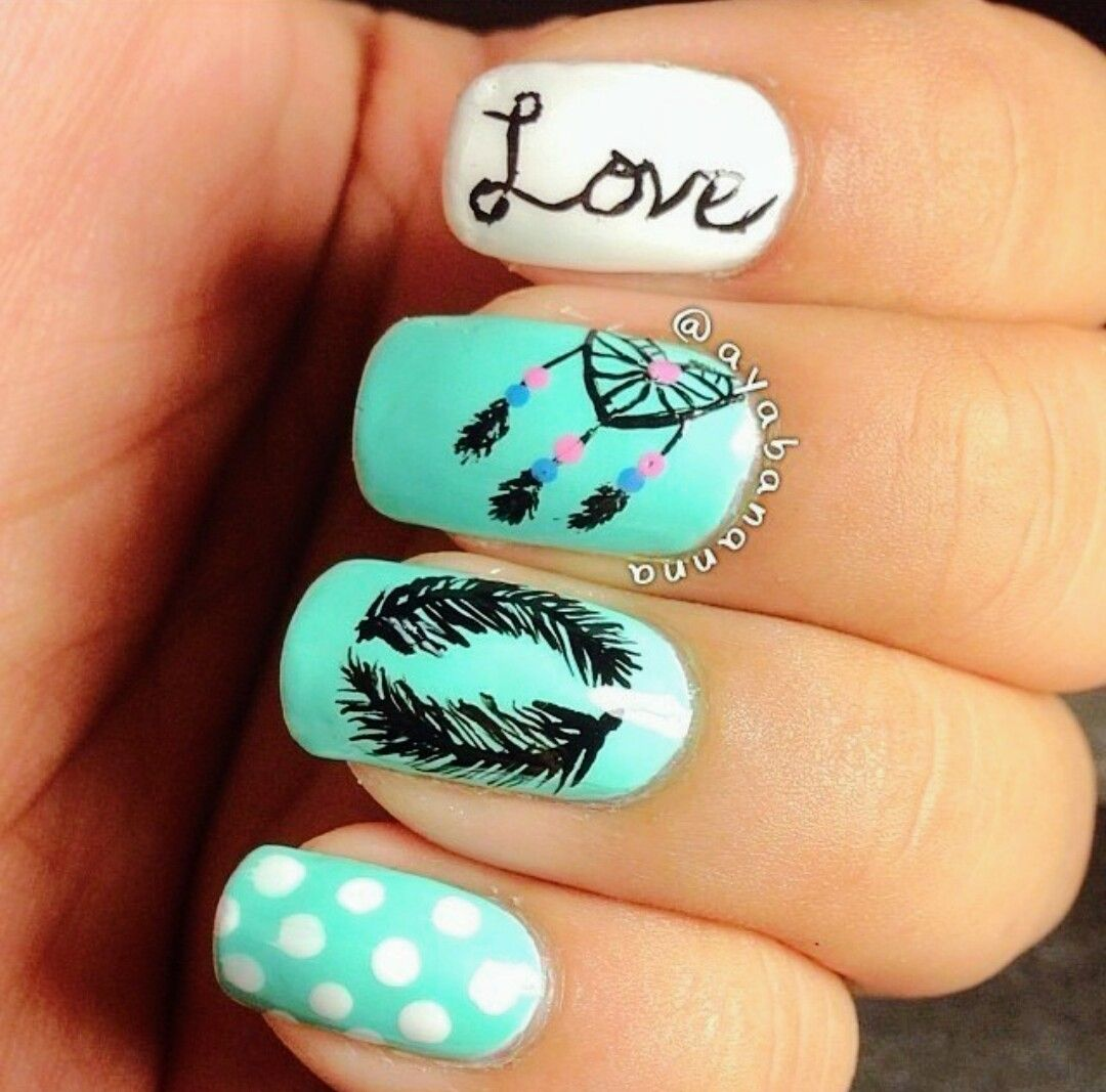 Pin by Leidy Duque on Uñas | Pinterest