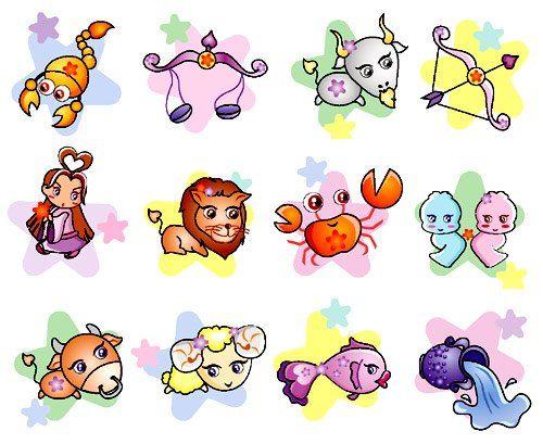cute zodiac signs - Google претрага | 12 Zodiac Signs | Pinterest ...