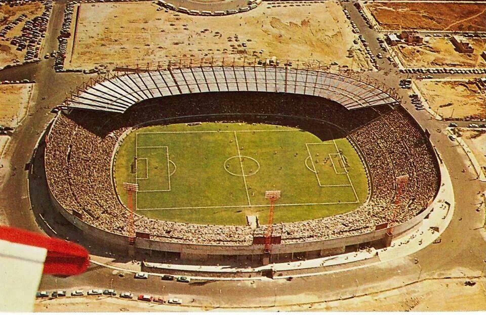 estadio jalisco 60s guadalajara y alrededores y mas