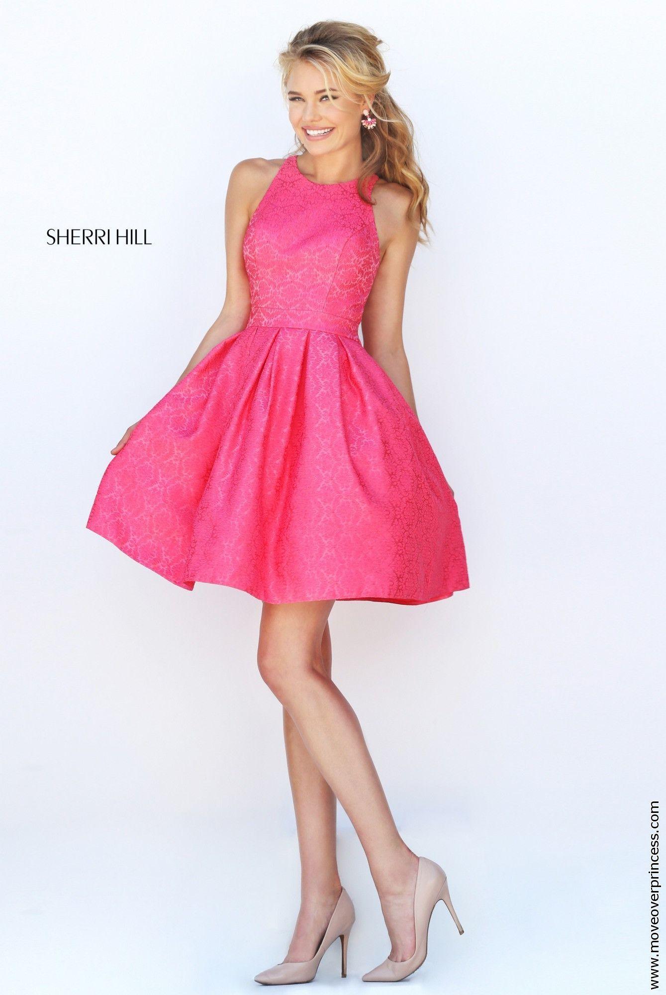 Sherri Hill 50293 | Dresses | Pinterest | Vestidos cortos ...