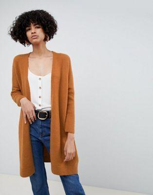 a14ab0439 DESIGN eco oversize cardigan in fluffy yarn in 2019