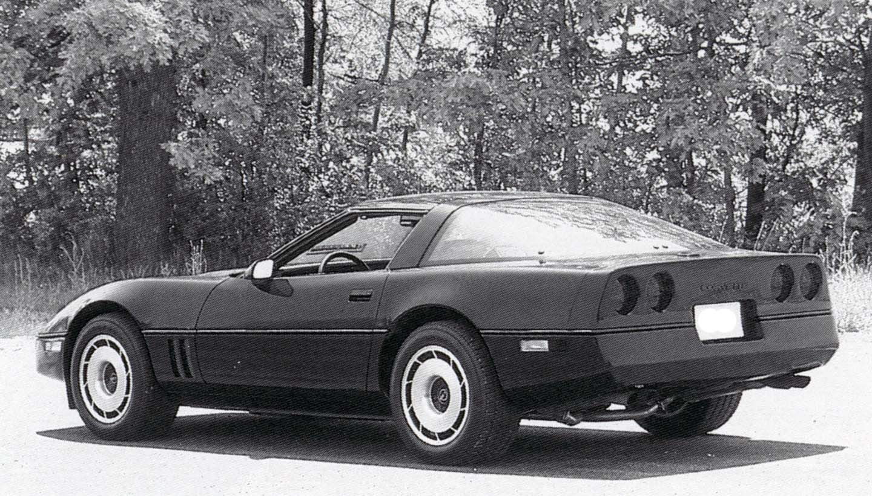 1984 C4 Corvette Image Gallery Pictures Corvette Super Cars American Classic