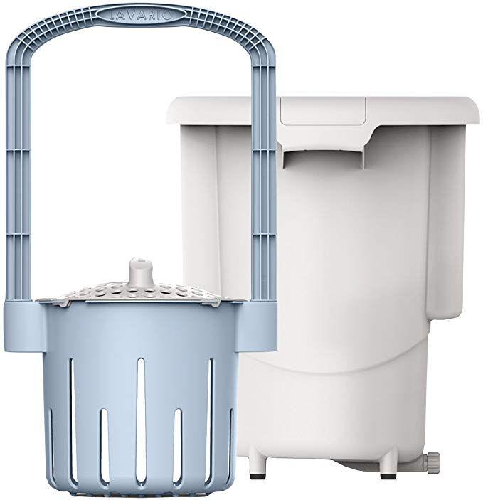 Lavario Portable Clothes Washer (Manual Non