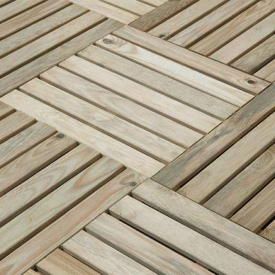 Dalle De Terrasse Pin Blooma 50 X 50 Cm Ep 30mm En 2020 Dalle Terrasse Terrasse Et Terrasse Bois