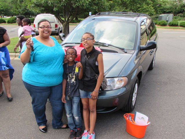Wheels4Hope provides dependable transportation for people in need of it.
