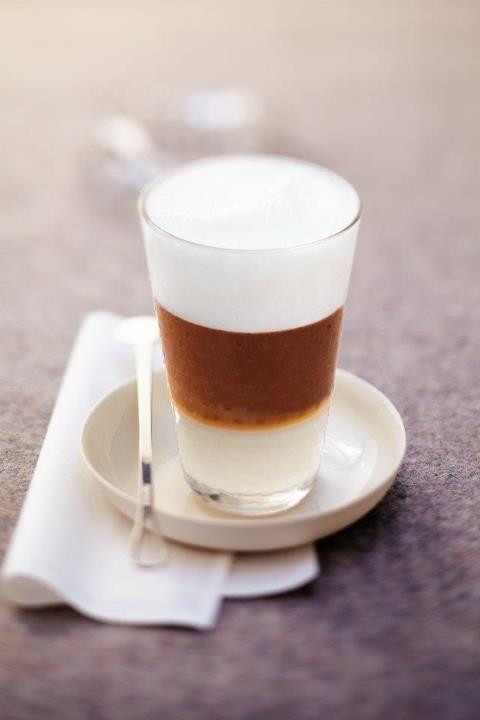 love love love macchiatos. | Volluto latte macchiato